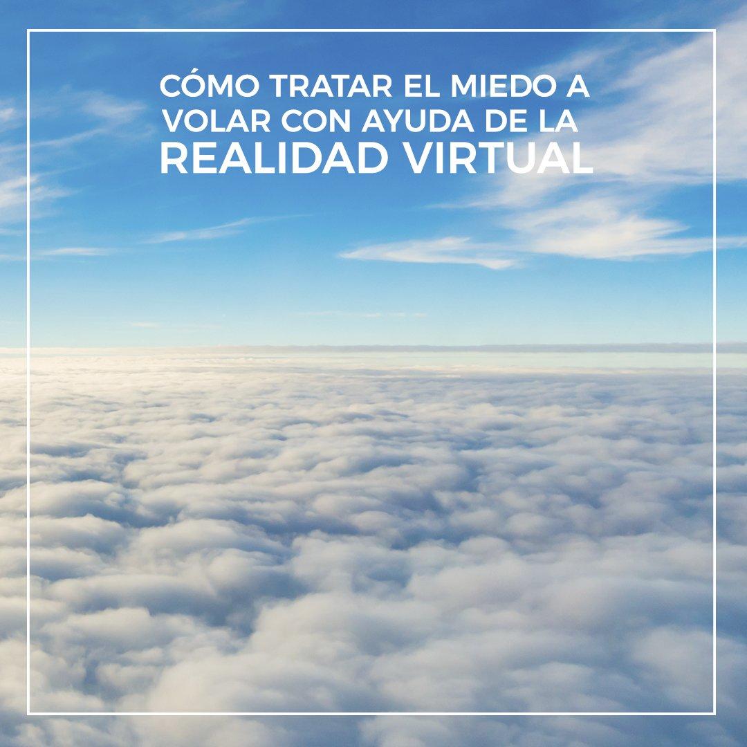 miedo a volar realidad virtual