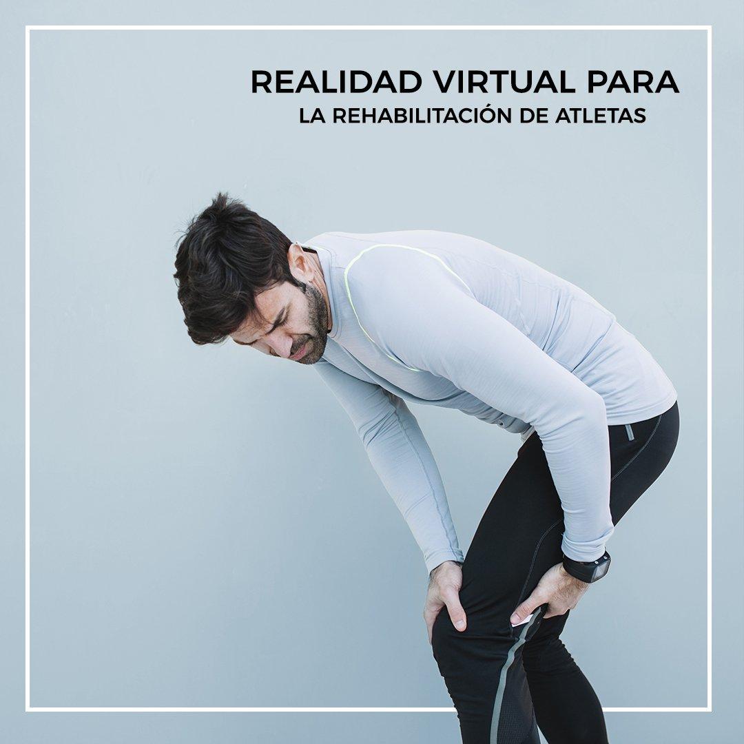 Realidad Virtual en la rehabilitación de atletas