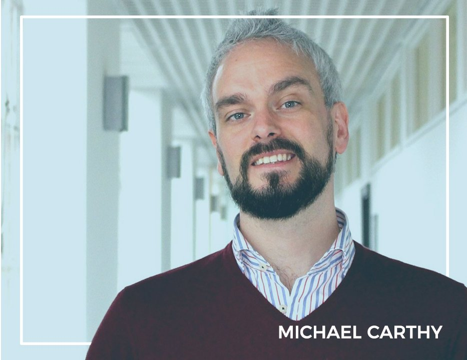 Michael Carthy Realidad Virtual