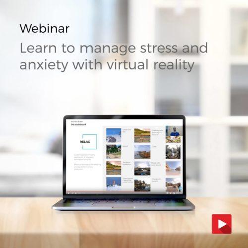 webinar VR stress