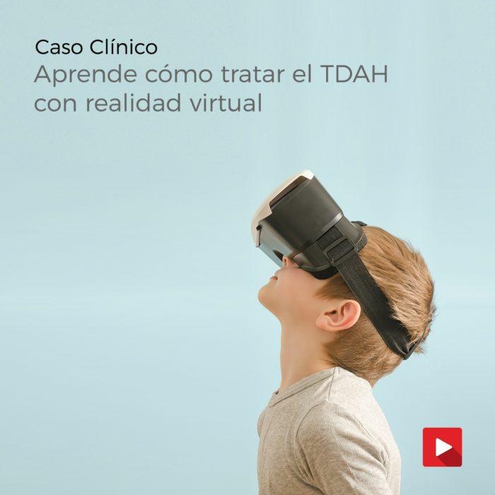 realidad virtual para TDAH