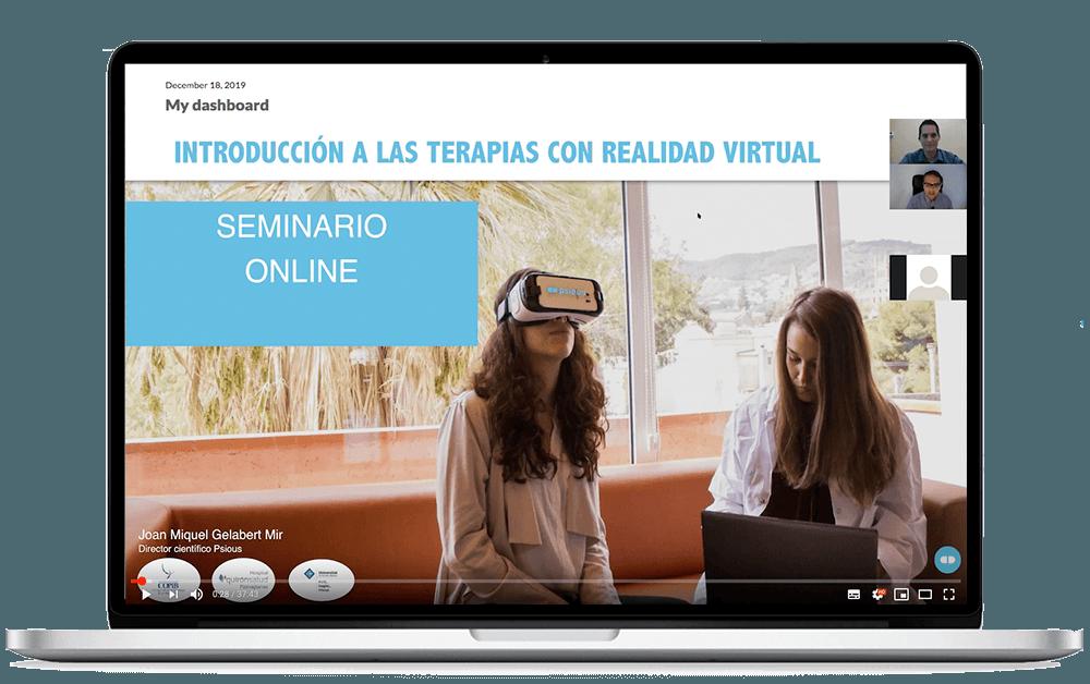 Seminario Realidad Virtual
