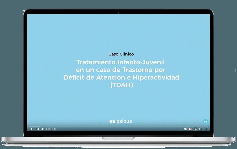 RV Caso clinico tDAH