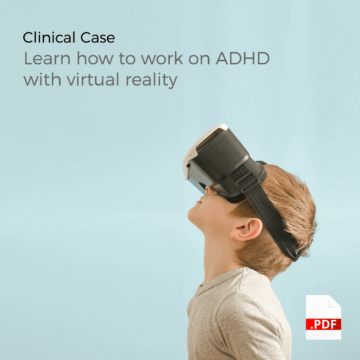 Manage ADHD with Virtual Reality Therapy