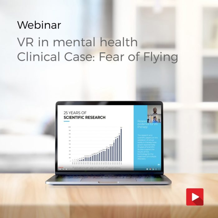 VR in mental health Clinical Case: Fear of Flying