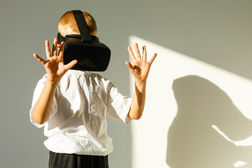 The use of virtual reality in ADHD