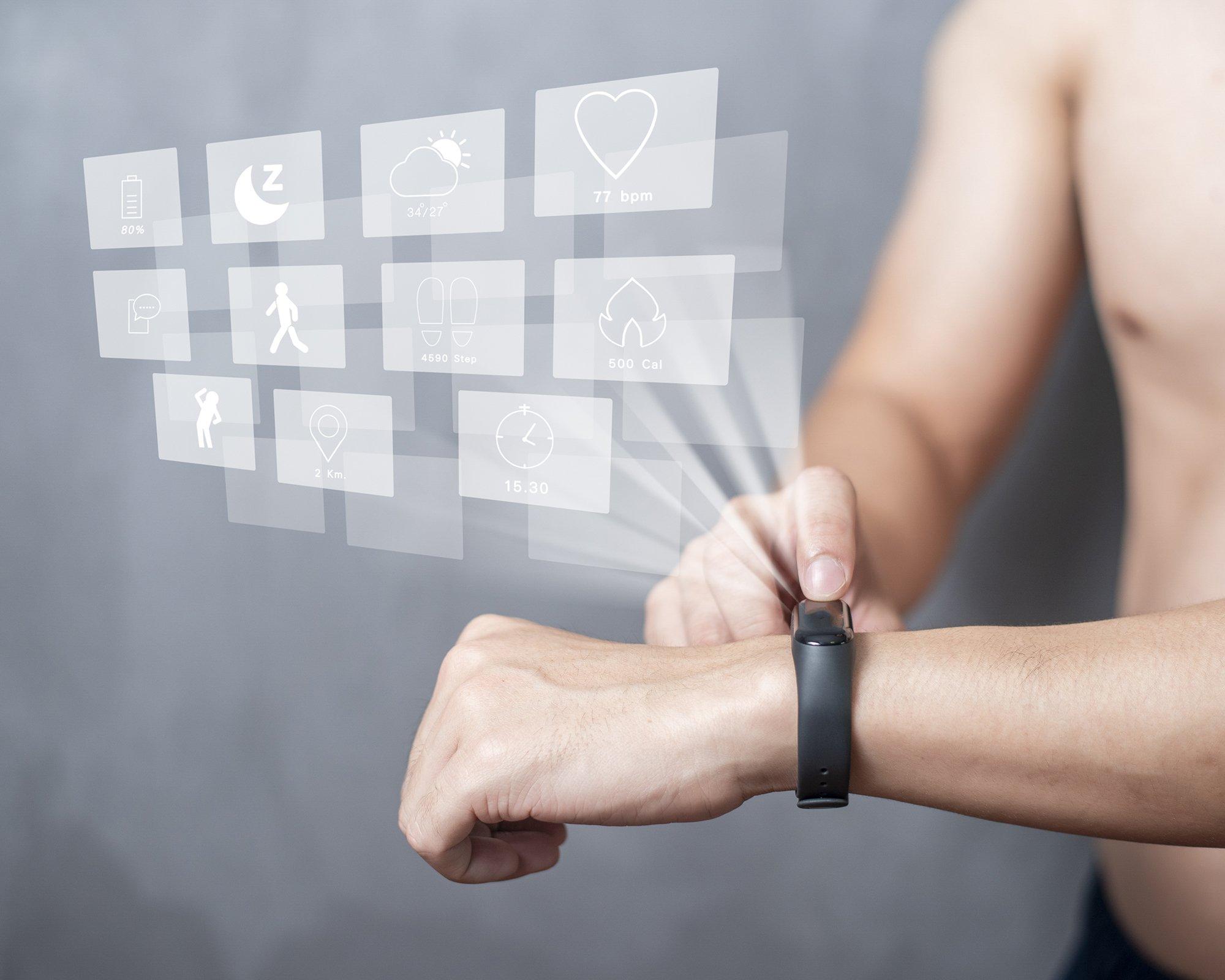 Tecnología 'wearable' para salud mental