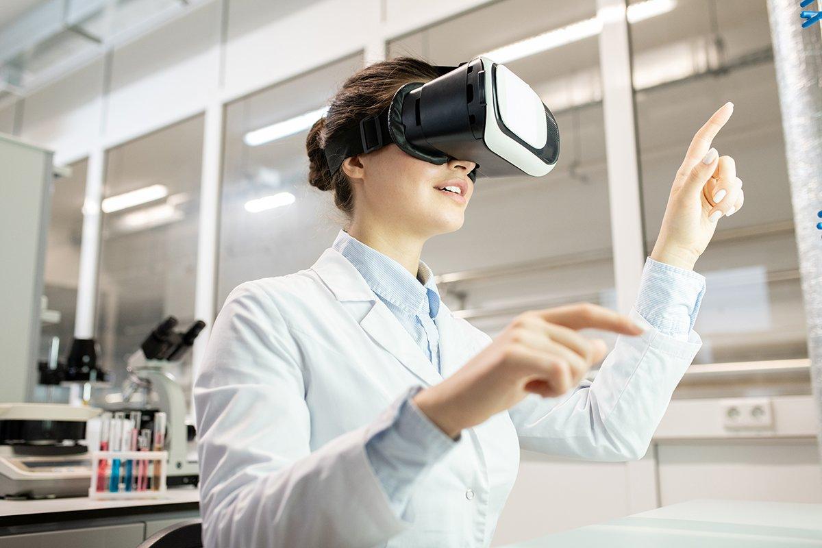 Realidad virtual salud mental