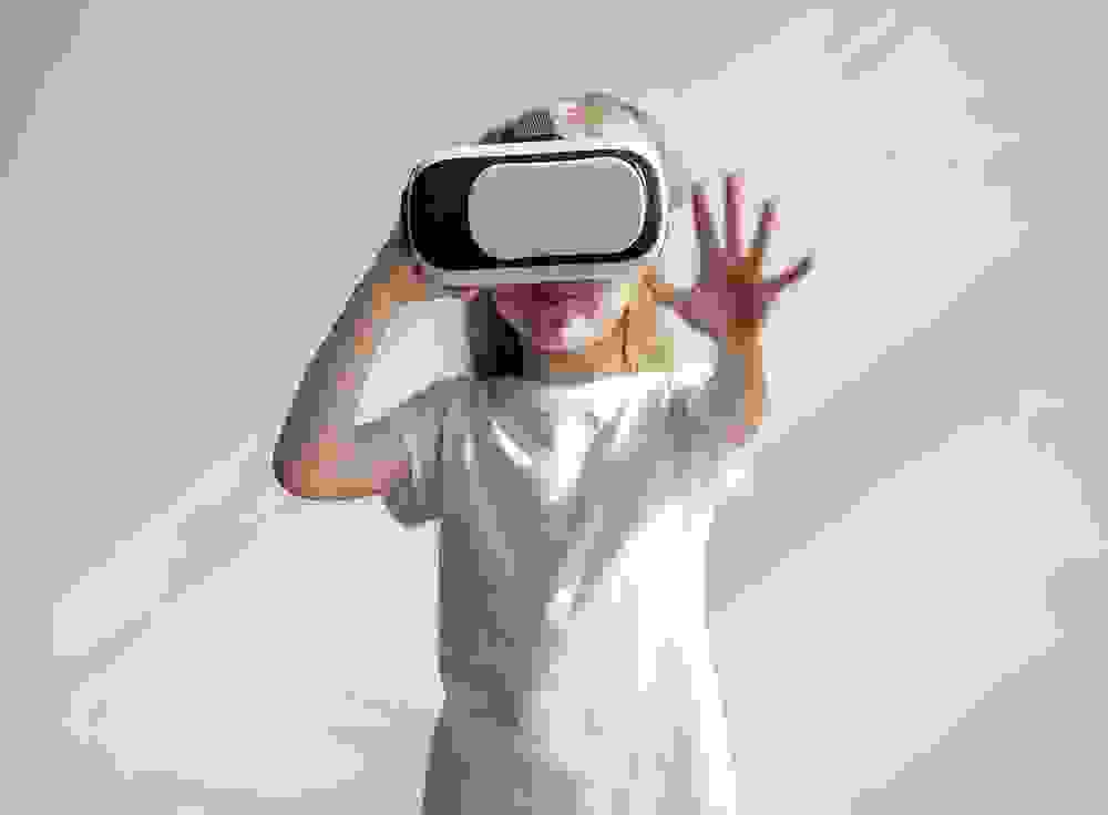 VR Therapy in Children