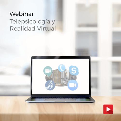Aprende todo sobre la telepsicología y cómo aplicar la RV en terapias a distancia, para realizar tratamientos más eficaces y rápidos.