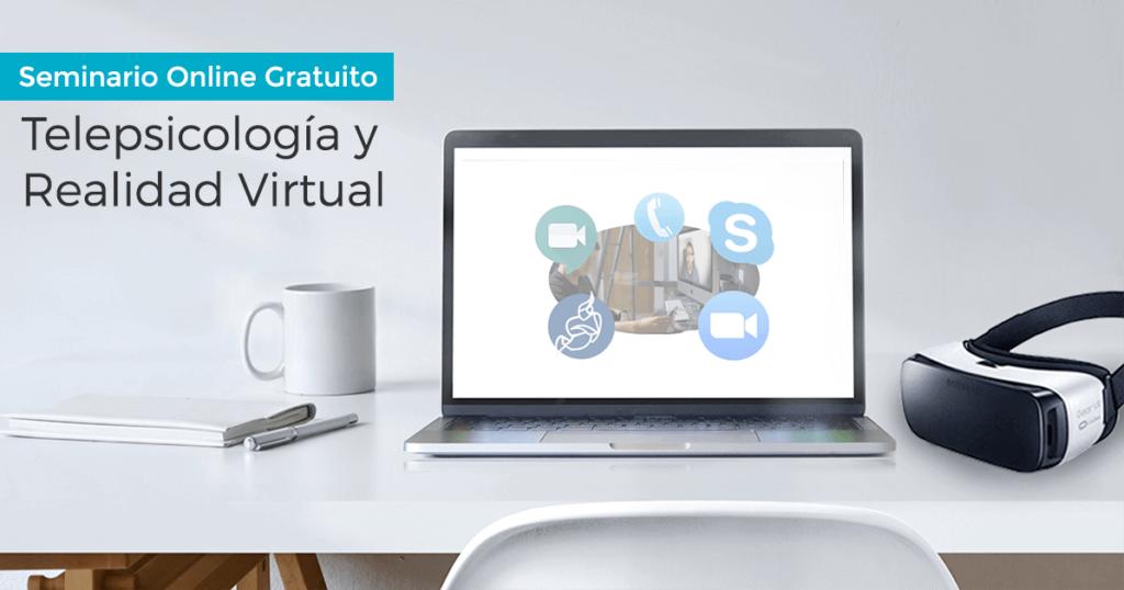 Terapia online - teleterapia - realidad virtual psicologia