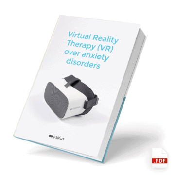 Ebook VR Therapy over anxiety disorders